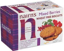Wheat free oat biscuits and oat cakes