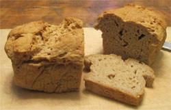 gluten free flax bread recipe