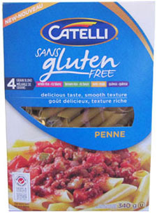 Catelli Gluten Free Pasta product review