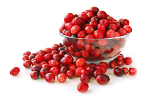 wheat-free.org food fact file - cranberries