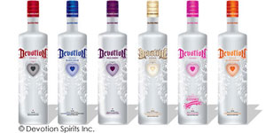 Devotion Spirits Inc gluten free vodka