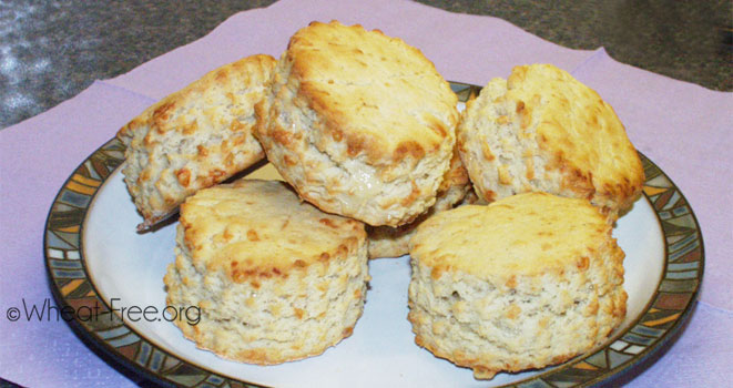 Cheese scones/biscuits