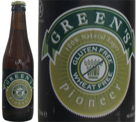 Wheat & gluten free Green's Pioneer Lager review