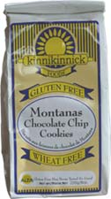 Kinnikinnick Montanas Chocolate Chip Cookies review