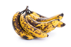wheat-free.org food fact file - ripe bananas