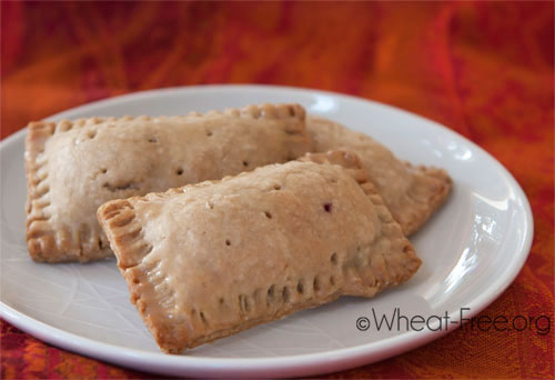 Wheat & gluten free Blueberry Toaster Pastries recipe