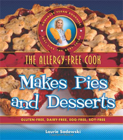 The Allergy-Free Cook Makes Pies and Desserts book review