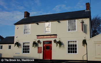 The Brook Inn, Washbrook