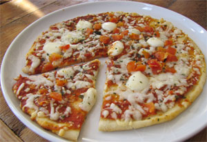 Udi's Gluten Free Margherita Pizza product review