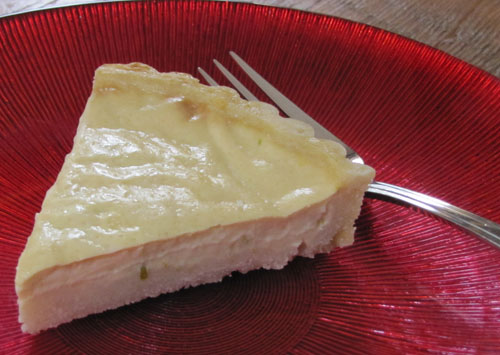 Wheat & gluten free Key Lime Pie recipe