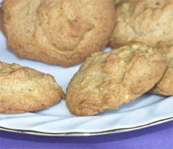 Wheat & Gluten Free Peanut butter cookies #1