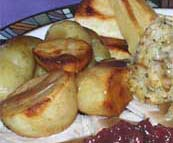 Wheat & gluten free Roast Potatoes recipe