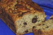 Wheat & gluten free Banana Bread recipe
