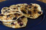 Wheat & gluten free Blueberry Pancakes recipe