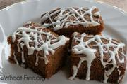 Wheat & gluten free Carrot Cake recipe #2