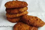 Wheat & gluten free Chewy Almond Cookies recipe