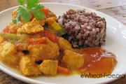 Wheat & gluten free Chicken Tikka Masala recipe