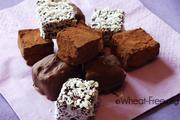 Wheat & gluten free Chocolate Rum Truffles recipe