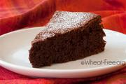 Wheat & gluten free Flourless Chocolate Cake recipe