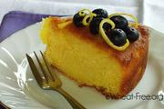 Wheat & gluten free Lemon Ricotta Cake recipe