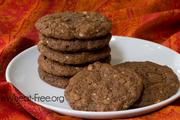 Wheat & gluten free Mocha Chocolate Chip Cook0ies recipe