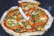 Wheat & gluten free Pizza Crust recipe