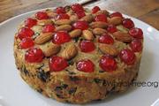 Wheat & gluten free Fruit/Wedding Cake recipe
