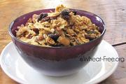 Wheat free Granola recipe