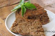 Wheat & gluten free Meatless Loaf recipe