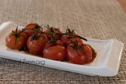 Wheat & gluten free Baked Cherry Tomatoes recipe