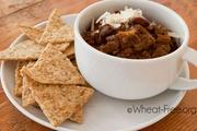 Wheat & gluten free Bison Chilli recipe