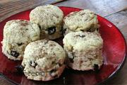 Wheat & gluten free Cranberry Scones recipe